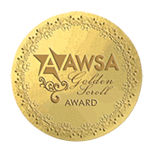 Golden Scroll Award by Advanced Writers and Speakers Association