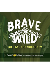 Brave the Wild Curriculum by Tiffany and Luke Pastor